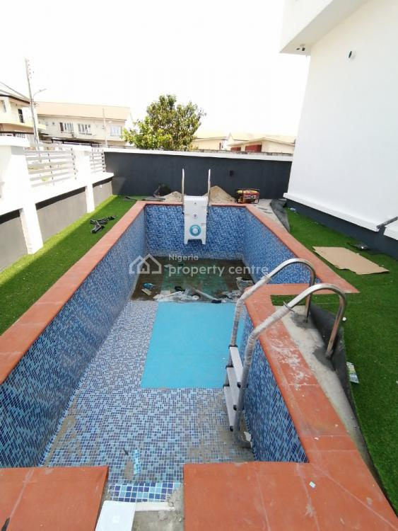 Beautiful 5 Bedroom with Pool and Penthouse Detached Duplex., Orchid, Lekki, Lagos, Detached Duplex for Sale