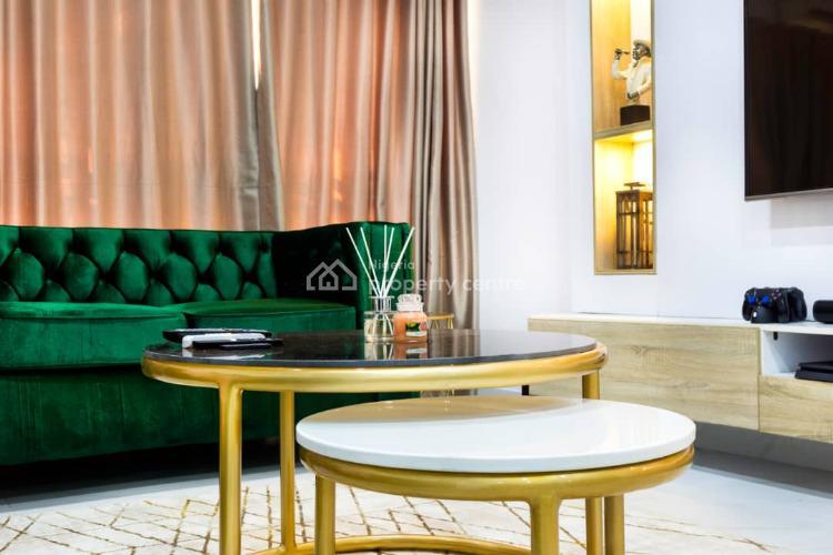 Irresistible 2 Bedroom Flat with 24 Hours Light,videogame, Lekki Phase 1, Lekki, Lagos, Flat Short Let
