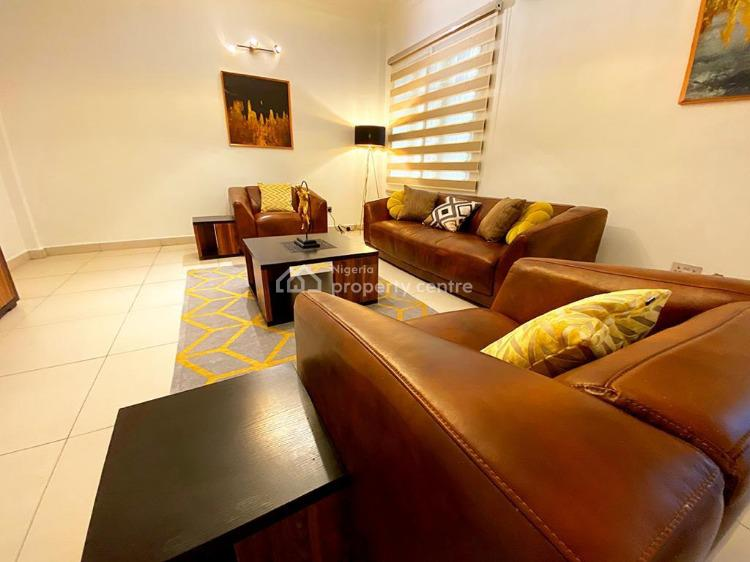 Luxurious 3 Bedroom Flat with Unlimited Wifi, Ikate, Lekki, Lagos, Flat Short Let