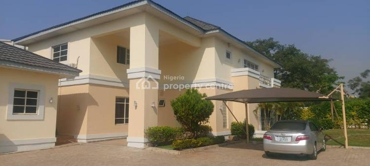 Luxury Finished 5 Bedroom Detached Duplex with Swimming Pool, Maitama District, Abuja, Detached Duplex for Rent