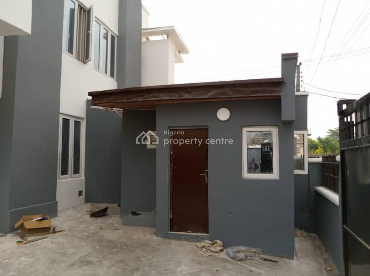 Brand New 3 Bedroom Semi Detached Duplex, Arowojobe Estate, Maryland, Lagos, Semi-detached Duplex for Sale