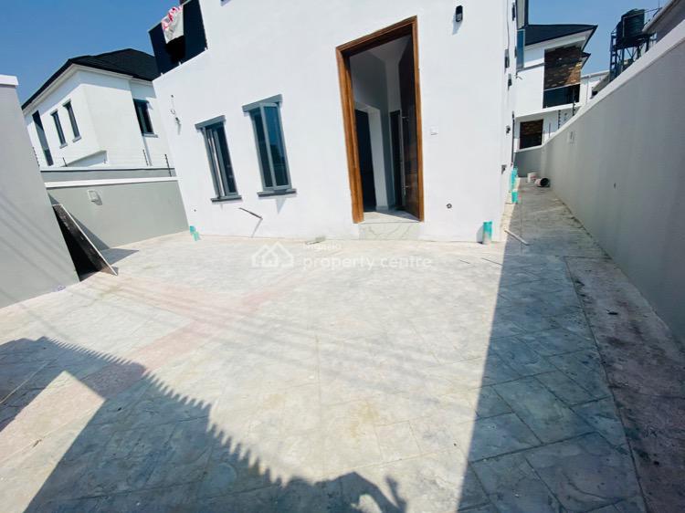 Beautiful  4 Bedroom Fully  Detached Duplex with a Domestic Room, Idado Estate, Idado, Lekki, Lagos, Detached Duplex for Sale