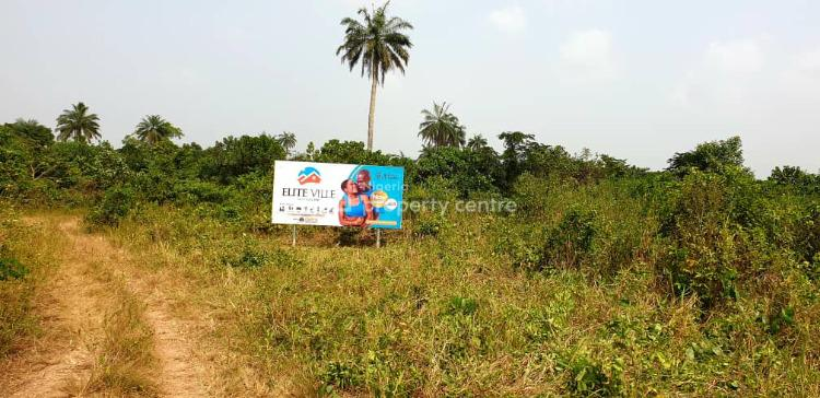 Beautiful Estate in a Serene Environment and Motorable Location, Odò Egiri Poka in The Heart of Epe Town, Epe, Lagos, Mixed-use Land for Sale