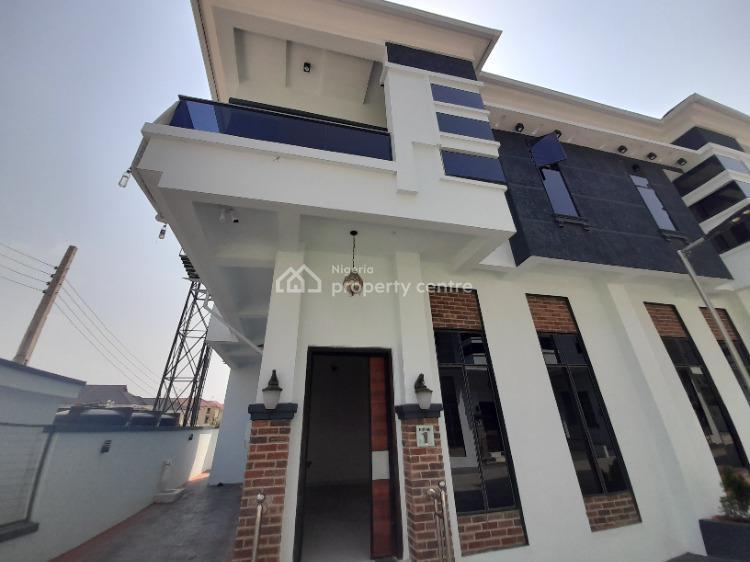 4 Bedroom Fully Detached, Ikate Elegushi, Lekki, Lagos, House for Sale