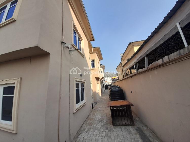 4 Bedroom Terrace Duplex, Osapa, Lekki, Lagos, House for Rent