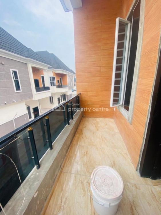 4 Bedroom Semi Detached Duplex with a Room Bq, Orchid, Ikota, Lekki, Lagos, Semi-detached Duplex for Rent