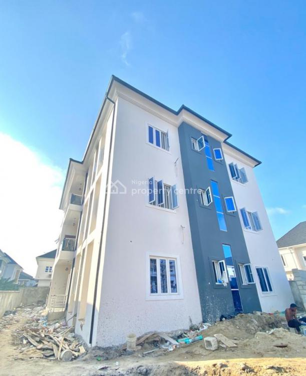 3 Bedroom Apartment with a Room Bq, Lekki, Lagos, Block of Flats for Sale