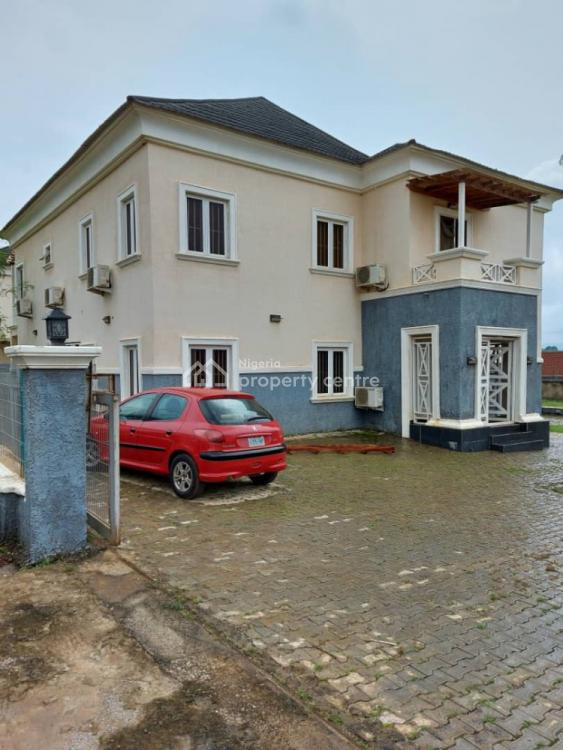 6 Bedroom Duplex with 2 Rooms Bq, Life Camp, Abuja, House for Sale