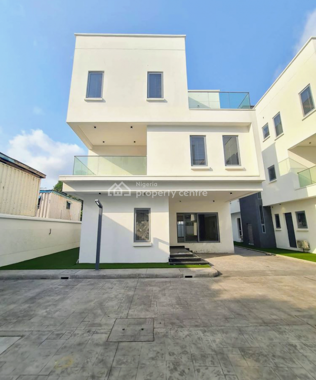 5 Bedroom Detached Houses in an Estate, Ikoyi, Lagos, Detached Duplex for Sale
