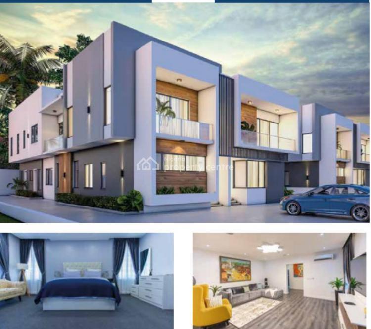 Two Bedroom Terrace, Abraham Adesanya, Ogombo, Ajah, Lagos, Terraced Duplex for Sale