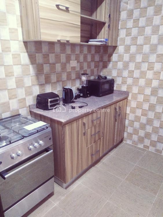 Beautifully Furnished 2 Bedroom Apartment, Ocean Palm Estate, Sangotedo, Ajah, Lagos, Flat Short Let