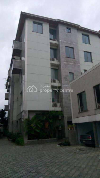 Wing of 3 Bedroom Maisonette with Balcony, Swimming Pool, Gym, Elevator, Jacuzzi, Olori Mojisola Onikoyi Str, Off Banana Island Rd, Old Ikoyi, Ikoyi, Lagos, Semi-detached Duplex for Sale