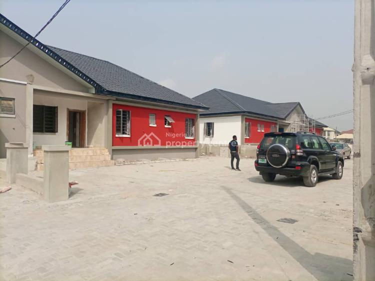 Own Affordable Bungalows with Payment Plan, Few Minutes From Oribanwa Junction, Awoyaya, Ibeju Lekki, Lagos, Semi-detached Bungalow for Sale