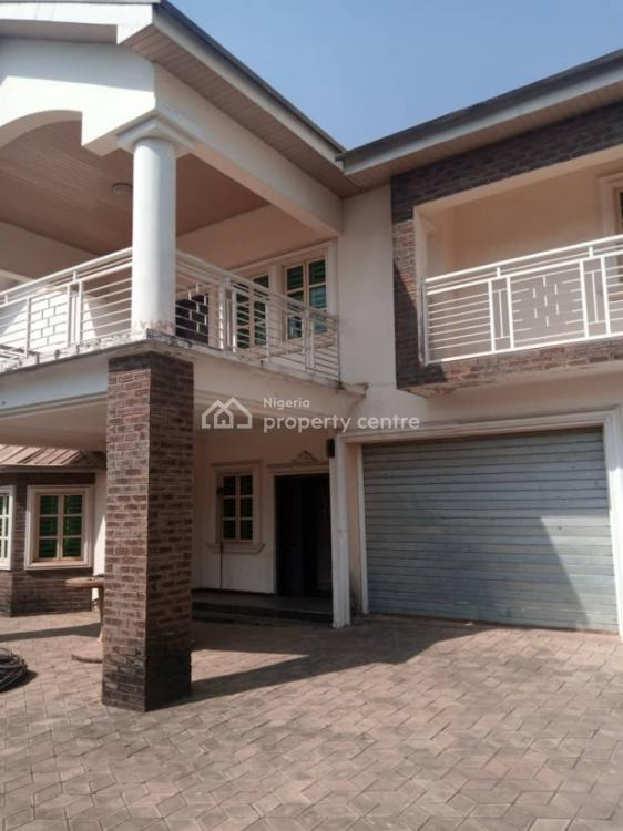5 Bedrooms with a Room Bq, Gwarinpa, Abuja, Detached Duplex for Sale