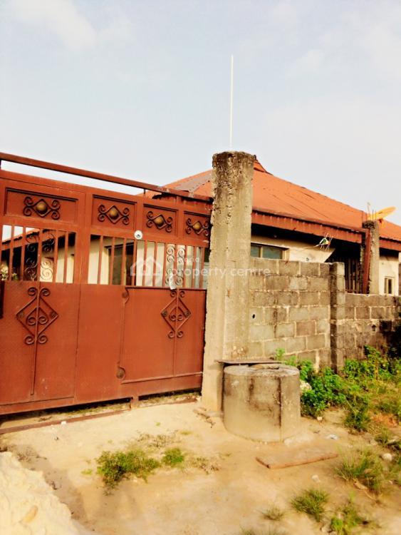 Self Contained Single Roomom, Emily Boundary Estate Off Bayeku Road, Igbogbo, Ikorodu, Lagos, Self Contained (single Rooms) for Rent
