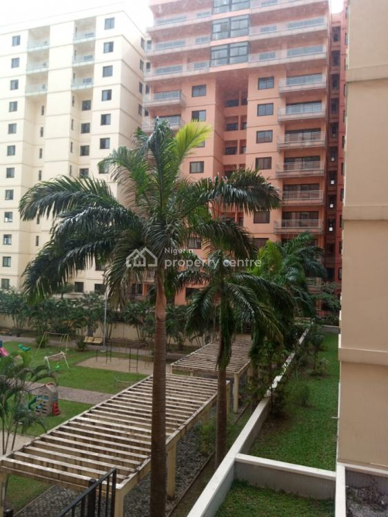 3 Bedroom Flat with Bq and Modern Facility, Ocean Parade, Banana Island, Ikoyi, Lagos, Flat for Rent