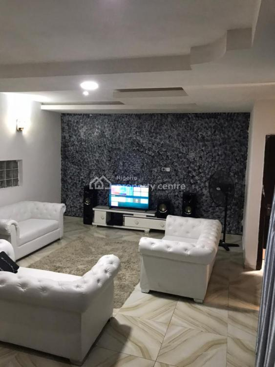 5 Bedroom Terrace Duplex, Off Chevron Drive, Lekki Phase 2, Lekki, Lagos, Terraced Duplex Short Let
