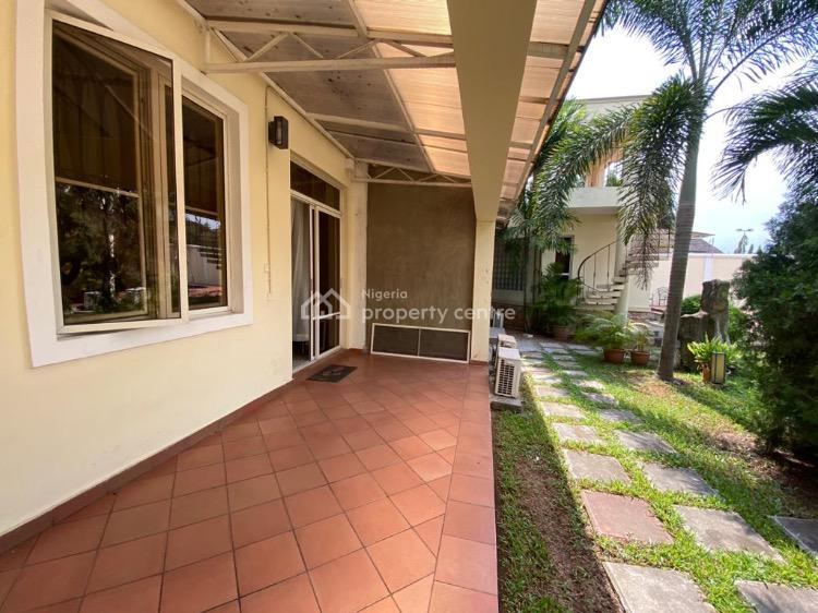 Luxury 4 Bedrooms Terrace Duplex, Banana Island, Ikoyi, Lagos, Terraced Duplex for Sale