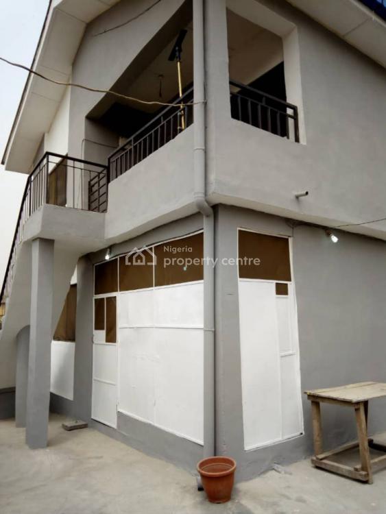 Block of 4 Flats, Harmony Estate, Ogba, Ikeja, Lagos, Block of Flats for Sale