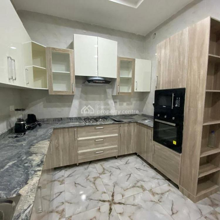Luxury 4 Bedroom Apartment with Excellent Features and Facilities, Lekki Conversation Road, Lekki Phase 1, Lekki, Lagos, Flat Short Let