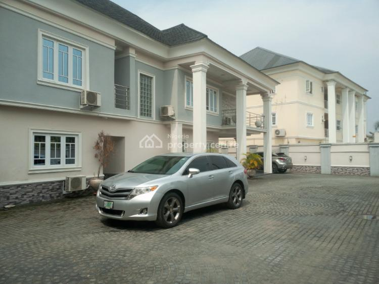 Very Luxury 5 Bedroom Duplex Fully Detached with 3bq &full Plot of Land, Badore, Ajah, Lagos, Detached Duplex for Sale