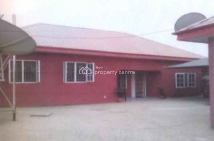 5 Bedroom Detached Bungalow, a.j. 24 Hakimi Street By Custom Line, Kaduna South, Kaduna, Detached Bungalow for Sale