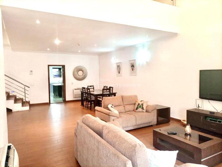 Superb 3 Bedroom Terrace Duplex, on Yesufu Abiodun Way. Oniru, Oniru, Victoria Island (vi), Lagos, House Short Let