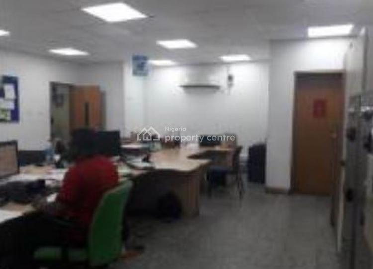 Commercial Office Space, Plot 374, Ademola Adetokunbo Crescent, Wuse 2, Abuja, Office Space for Rent