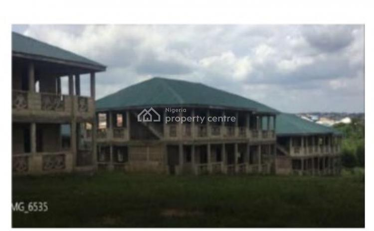 a 4.3 Acre with 10 Uncompleted 2 & 3 Storey Buildings, Toll Gate, Ibadan, Oyo, Plaza / Complex / Mall for Sale