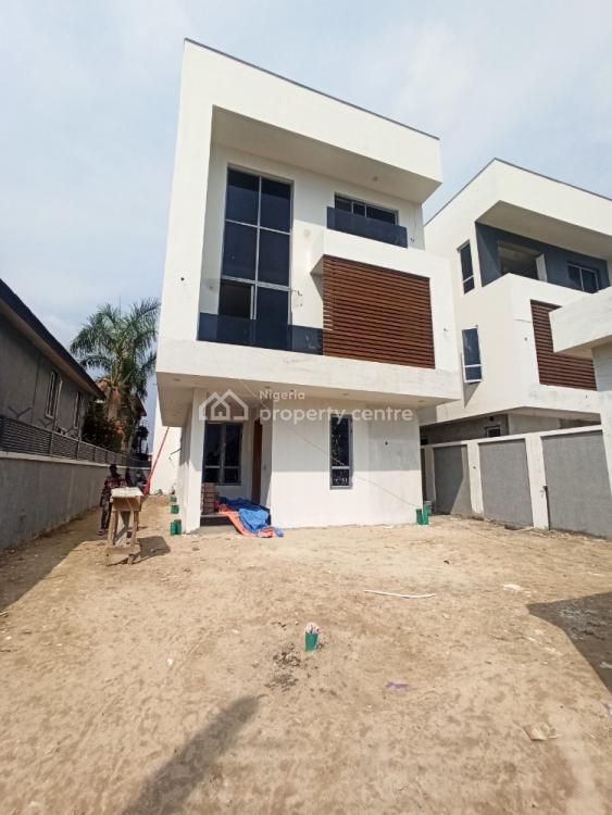 Luxury Five Bedroom Detached House, Lekki Phase 1, Lekki, Lagos, Detached Duplex for Sale