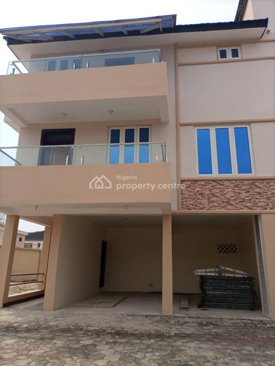Excellent 4 Bedroom Terrace Duplex with a Room Bq, Odudu Eleyiwo Street, Oniru, Victoria Island (vi), Lagos, Terraced Duplex for Rent