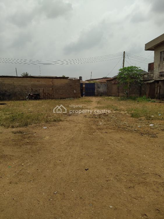 2 Bedroom Bungalow Setback on a Full Plot with C of O, Unity Estate, Egbeda, Alimosho, Lagos, Land for Sale