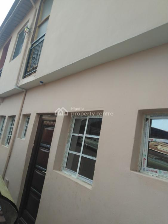 Room Self Contained in a Good Environment, Off Bajulaye Road, Shomolu, Lagos, Mini Flat for Rent