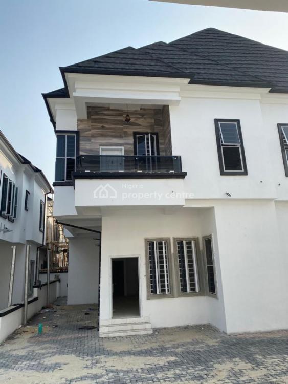 Luxurious 4 Bedroom Semi Detached Duplex, 2nd Toll Gate, Lekki, Lagos, Semi-detached Duplex for Sale