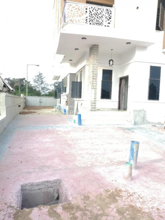 Luxury Built and Finished 5 Bedroom Duplex with a Mini Flat Bq, Megamound Estate, Lekky County Homes, Ikota, Lekki, Lagos, Detached Duplex for Sale