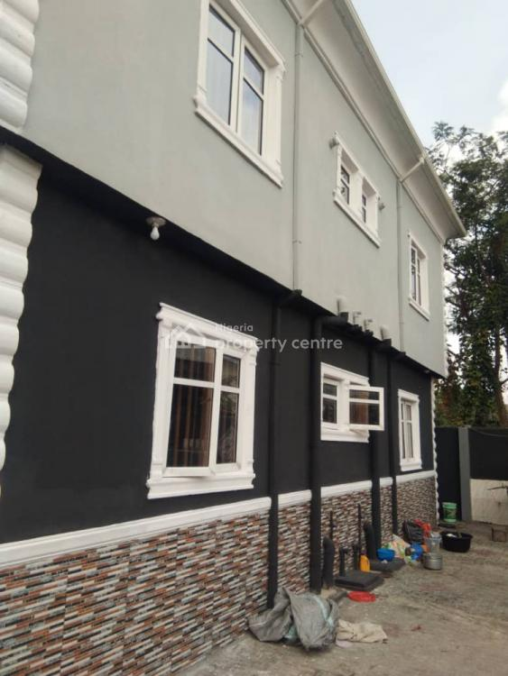 Newly Built 2 Bedroom Flat with Pop Ceiling, Iyanaschool, Ajagbandi, Ojo, Lagos, House for Rent