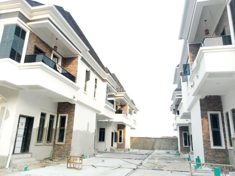 4 Bedroom Semi Detached Duplex Plus a Room Bq, Second Toll Gate, Lekki, Lagos, Semi-detached Duplex for Sale