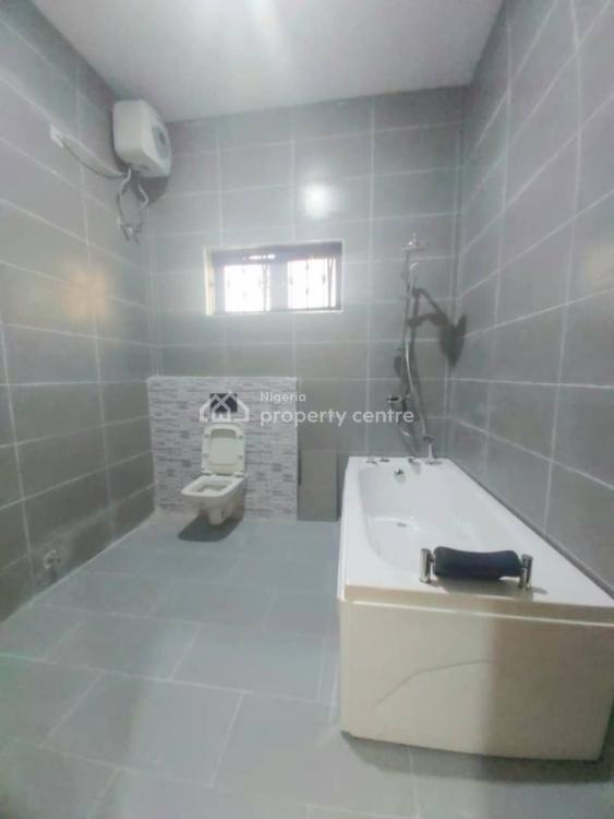 4 Bedroom Semi Detached Duplex, Lafiaji, Lekki, Lagos, Semi-detached Duplex for Sale