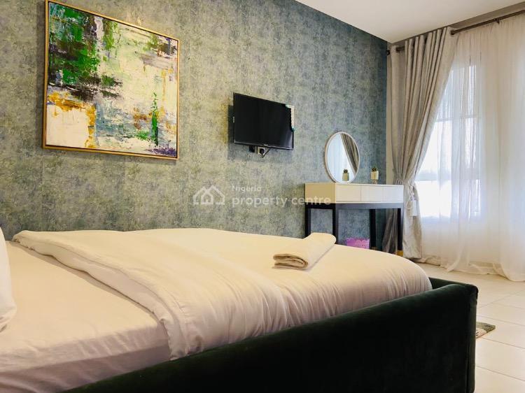 3 Bedroom Apartment, Dideolu Estate Off Four Points Sheraton, Victoria Island (vi), Lagos, Flat Short Let