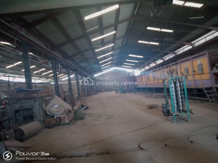 a 43,200sqft 4-bay Warehouse in a Strategic Commercial Location, Ipaja Road, Orile-agege, Mulero, Agege, Lagos, Warehouse for Rent