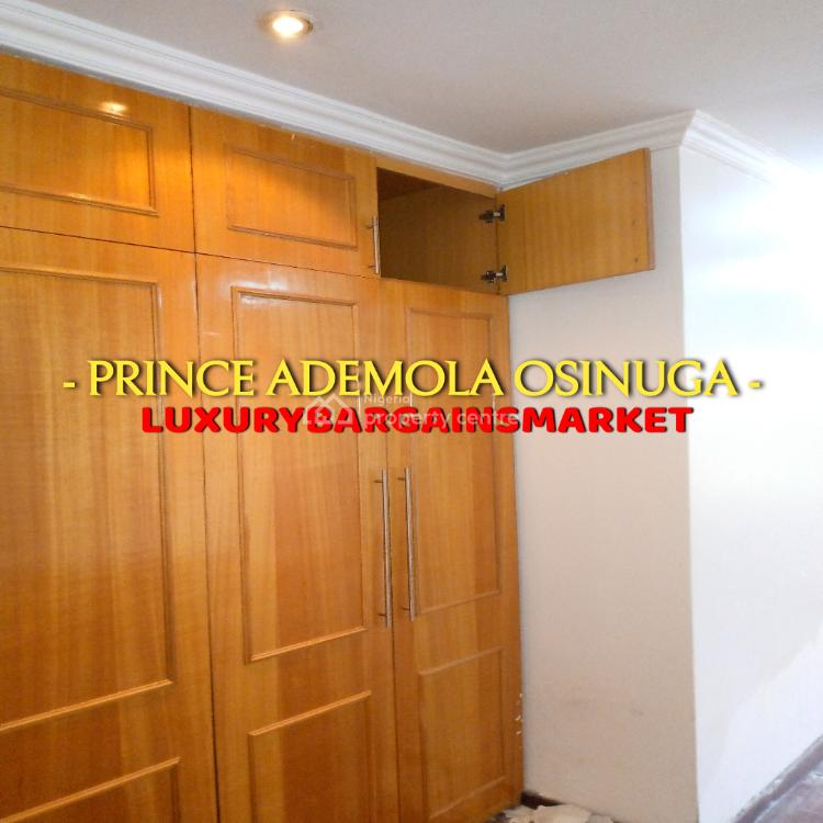 Offers! Quiet 4 Bedroom Semi Detached Terrace House, Ikoyi, Lagos, Terraced Duplex for Rent