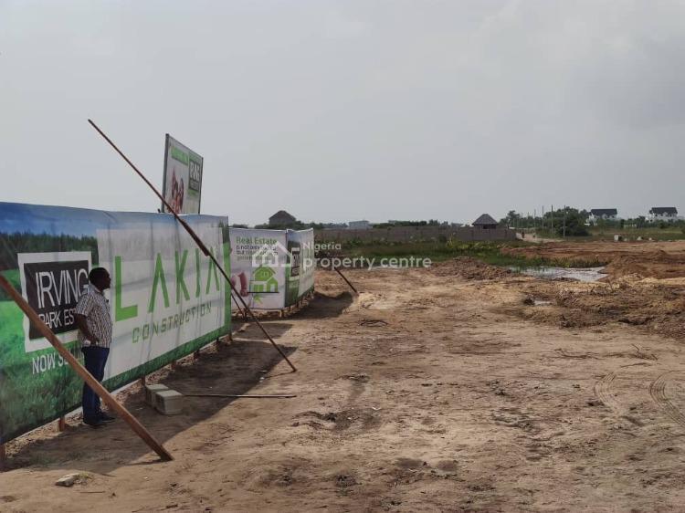 Estate Land, Sangotedo, Ajah, Lagos, Residential Land for Sale