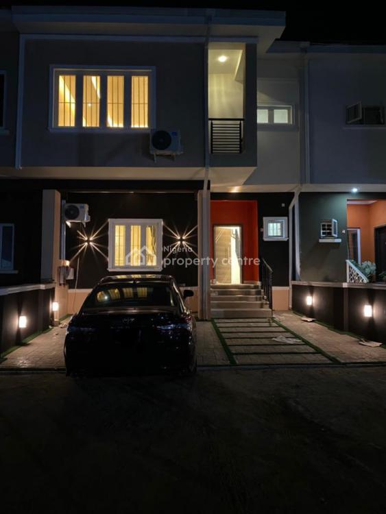 Brand New 4 Bedroom Duplex, Close to Brains & Hammers, Life Camp, Abuja, Terraced Duplex for Sale
