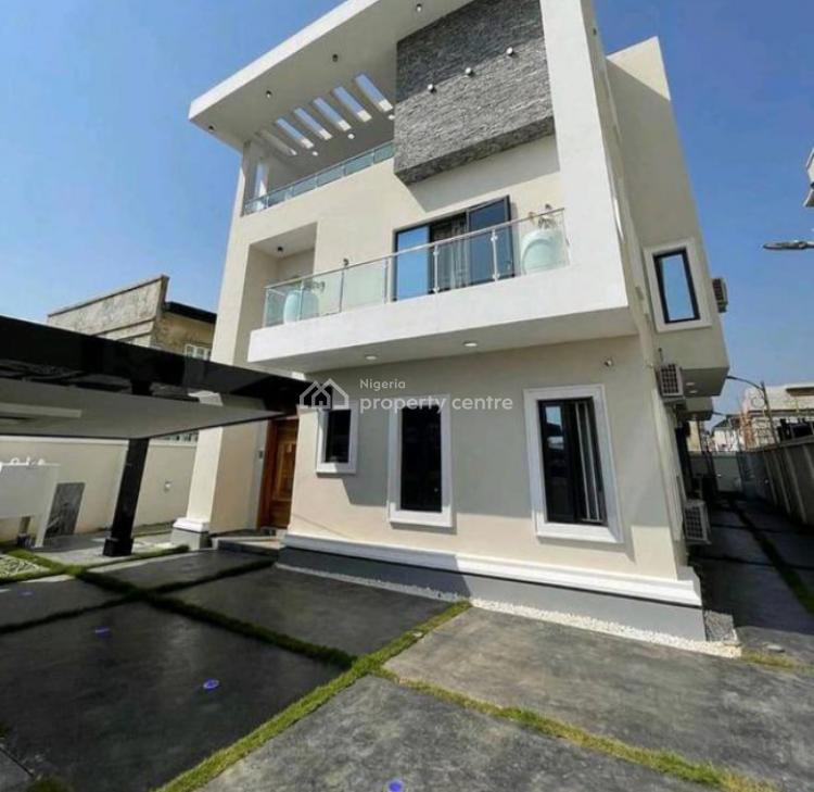 Furnished 6 Bedroom Detached Duplex, Whitesand, Lekki Phase 1, Lekki, Lagos, Detached Duplex for Sale