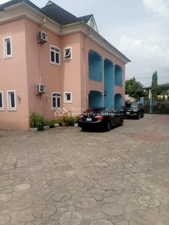 Serviced 2 Bedroom Flat, Off Abacha Road, Gra Phase 3, Port Harcourt, Rivers, Flat for Rent