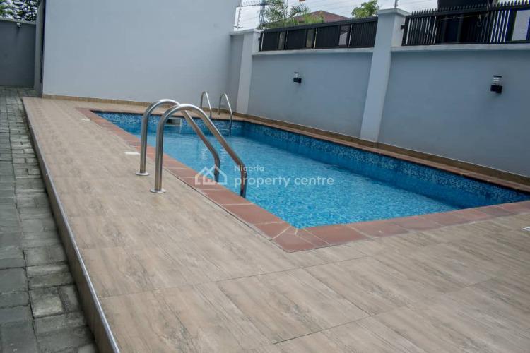 Brand New 5 Bedroom Terraced Duplex with a Room Bq, Lekki Phase 1, Lekki, Lagos, Terraced Duplex for Sale