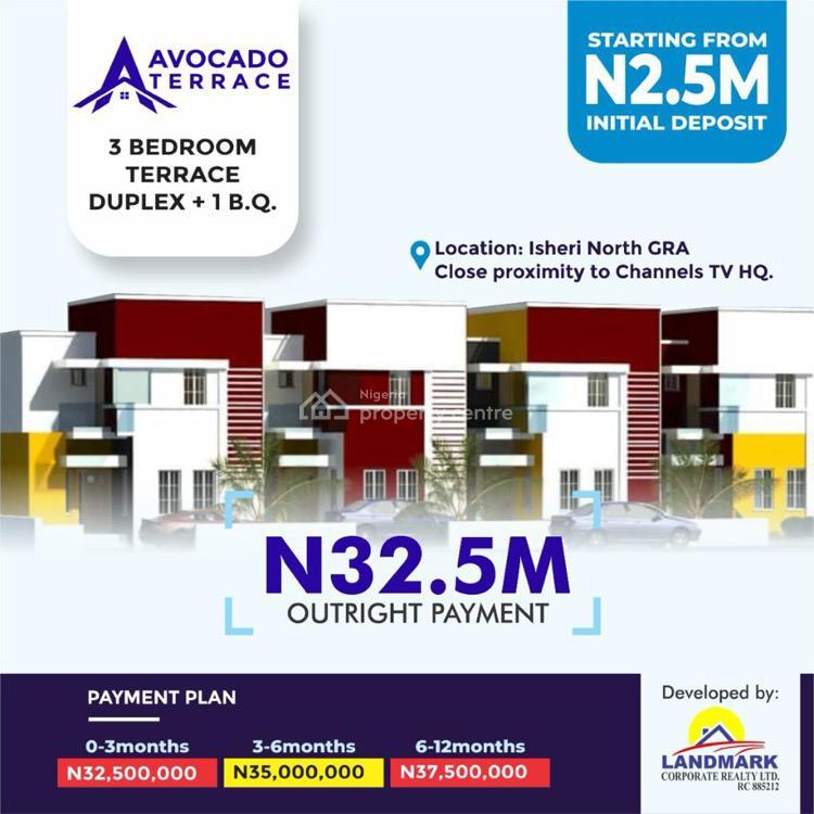 Avocado Terrace, Isheri North Berger, Ojodu, Lagos, House for Sale