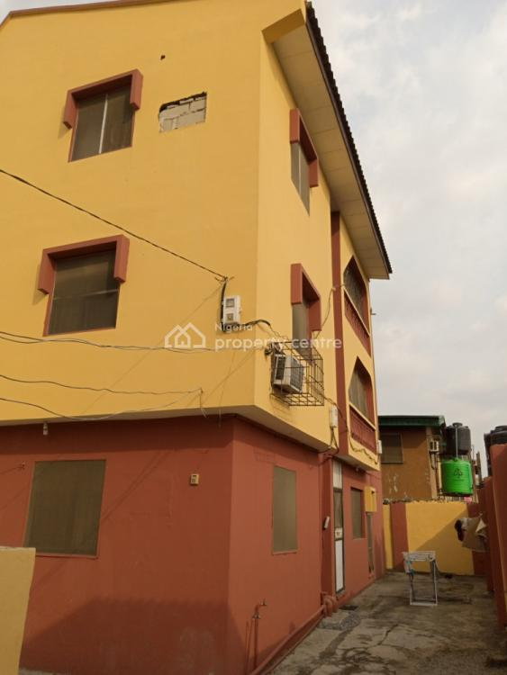 3 Nos 3 Bedroom Flat on 3 Floors., Off Toyin, Ikeja, Lagos, Flat for Sale