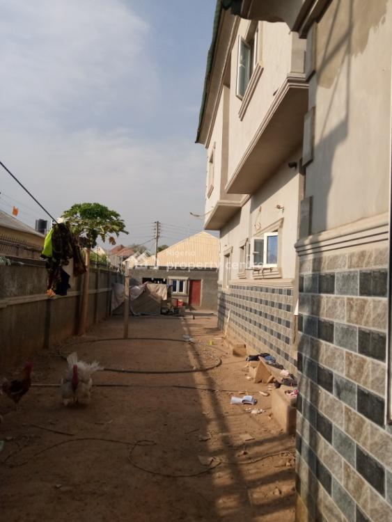 Standard 4 Bedroom Duplex with 2 Unit of Bq, Cafe Garden Estate, Life Camp, Abuja, Detached Duplex for Sale