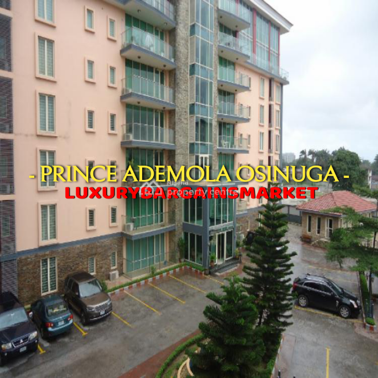 Super Deal! City View 4 Bedroom Unfurnished Apartment, Ikoyi, Lagos, Flat for Rent